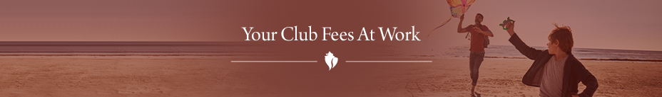 Your Club Fees At Work
