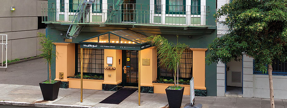 Inn at the Opera in San Francisco, California - a Shell Vacations Club Resort