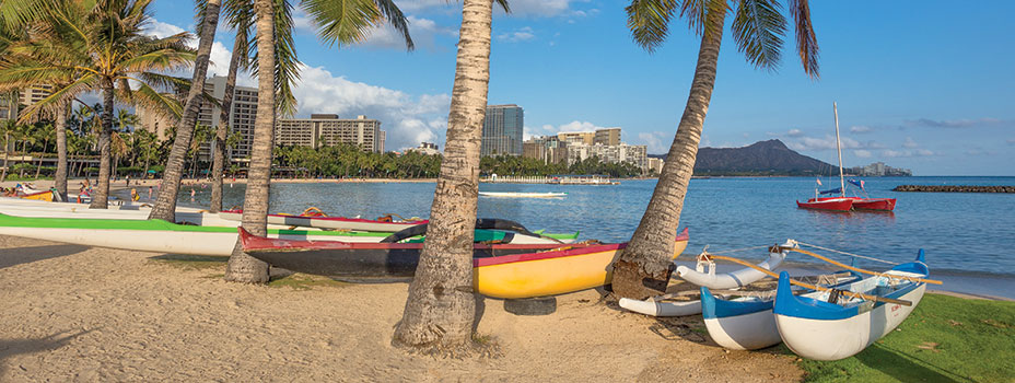Waikiki Marina Resort at the Ilikai in Honolulu, Hawaii - A Shell Vacations Club Resort